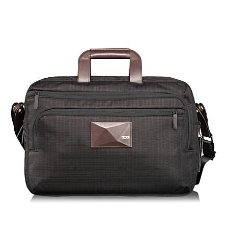 TUMI Dror briefcase (Onyx