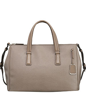 TUMI Sinclair Stella double-zip weekend bag