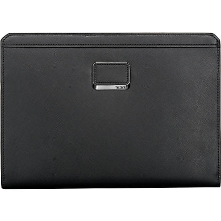 TUMI Astor Dakota tablet cover (Black