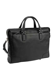 TUMI Regis slim zip-top briefcase