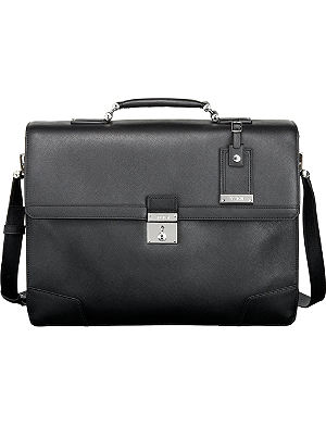 TUMI Astor Dorilton slim-flap briefcase