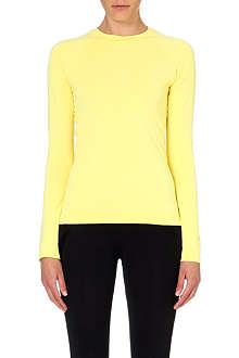 SWEATY BETTY Stretch jersey top