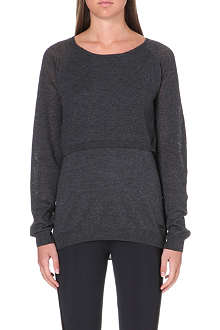 SWEATY BETTY Yama knit jumper