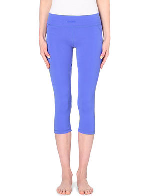 SWEATY BETTY Salabasana 3/4 stretch-jersey leggings