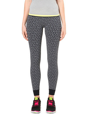 SWEATY BETTY Tessellate luxe leggings