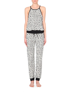 SWEATY BETTY Supinity retreat jersey jumpsuit