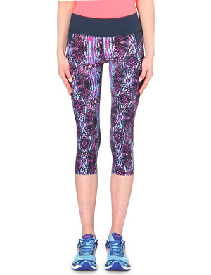 SWEATY BETTY Adrenaline abstract jersey leggings