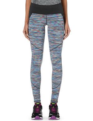 SWEATY BETTY Lateral Run stretch-jersey leggings