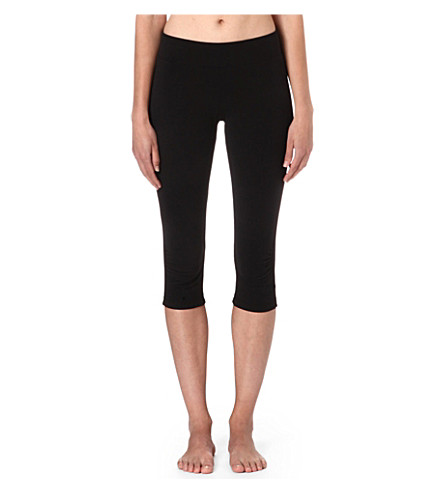 SWEATY BETTY Meditation yoga leggings (Black