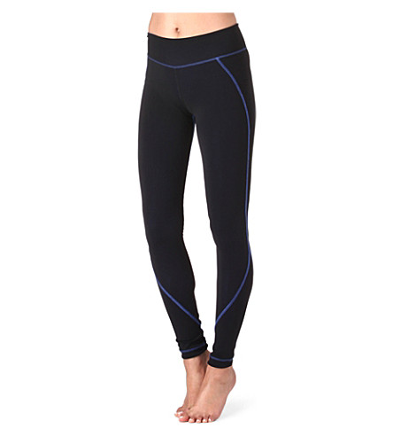 SWEATY BETTY Urdhva reversible yoga leggings (Black