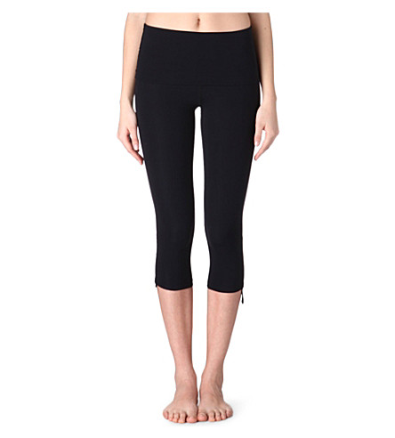 SWEATY BETTY Vinyasa yoga leggings (Black