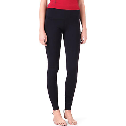 SWEATY BETTY Dynamic Yoga leggings (Black