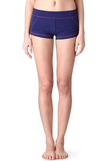 SWEATY BETTY Ashtanga Bikram yoga shorts