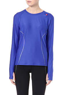 SWEATY BETTY Quick Dry long-sleeved top