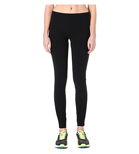SWEATY BETTY Silhouette running leggings (Black