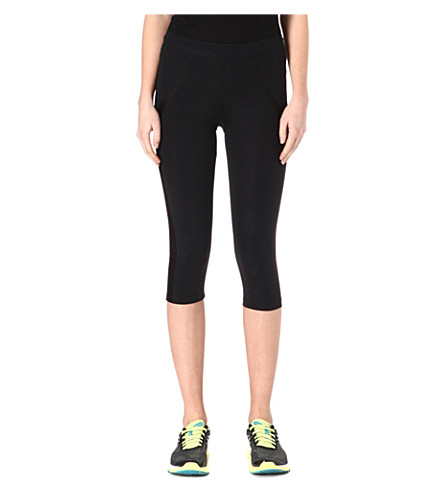SWEATY BETTY Power Run leggings (Black