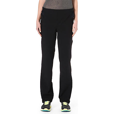 SWEATY BETTY All-weather trousers (Black