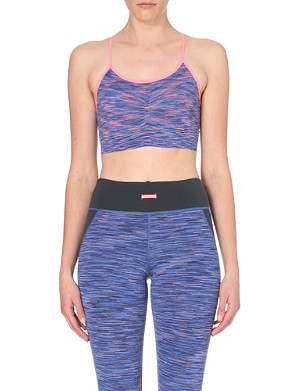 SWEATY BETTY Virasana padded yoga bra