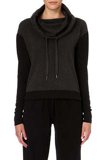 SWEATY BETTY Escape cotton-blend hoody