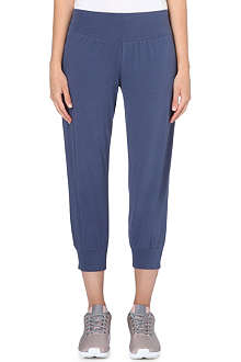SWEATY BETTY Nidra yoga stretch-cotton capris
