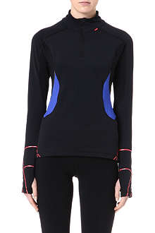 SWEATY BETTY Bodymap thermal running top