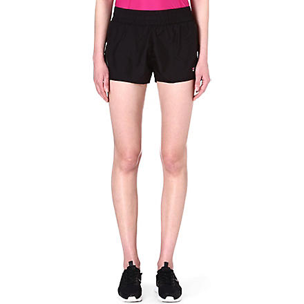SWEATY BETTY Time Trial Run shorts (Black