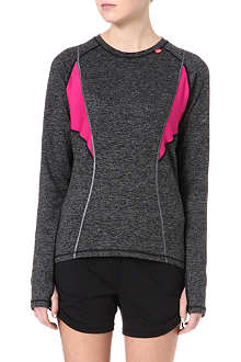 SWEATY BETTY Interval training top