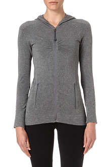 SWEATY BETTY Pratyahara seamless zip-up hoody