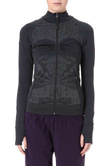 SWEATY BETTY Dandasana yoga jacket