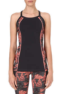 SWEATY BETTY Ahimsa reversible yoga vest