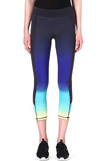 SWEATY BETTY Salabasana ombre yoga capris