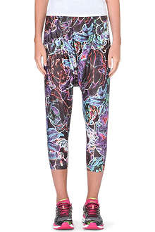 SWEATY BETTY Pranayama harem yoga capris