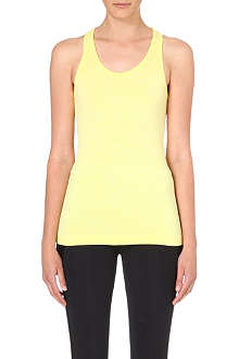 SWEATY BETTY Anusara yoga stretch-jersey vest