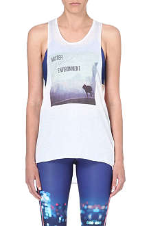 SWEATY BETTY Camden cotton yoga vest top