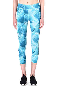 SWEATY BETTY Chandrasana 3/4 yoga capris
