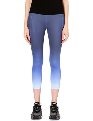 SWEATY BETTY Chandrasana three-quarter length yoga capris