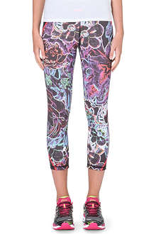 SWEATY BETTY Salabasana Reversible yoga capris