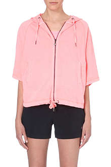 SWEATY BETTY Parivrtta cotton-blend hoody