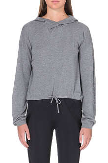 SWEATY BETTY Pas de Deux dance knit hoody