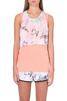 SWEATY BETTY Coupe Layered Dance vest
