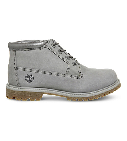 TIMBERLAND Nellie chukka double waterproof boots (Steeple+grey