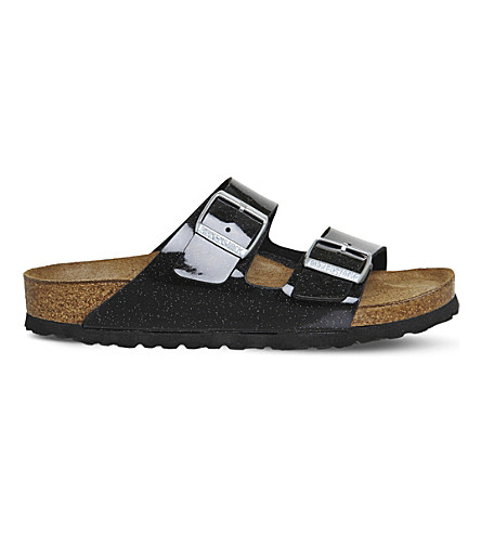 BIRKENSTOCK Arizona sandals (Magic+galaxy+black