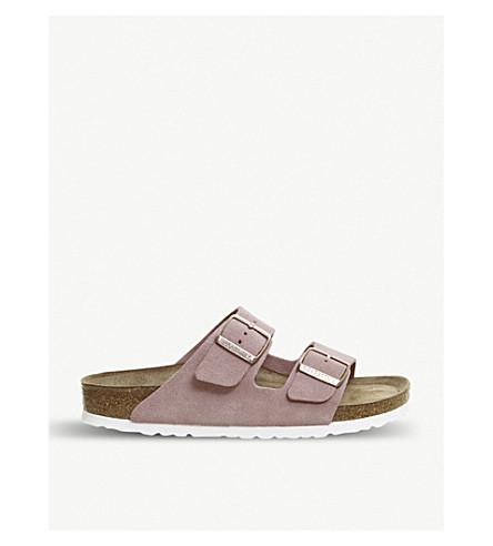 BIRKENSTOCK Arizona Birko-Flor sandals (Rose+suede