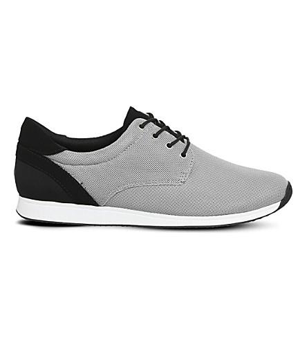 VAGABOND Kasai mesh sneakers (Grey+mesh