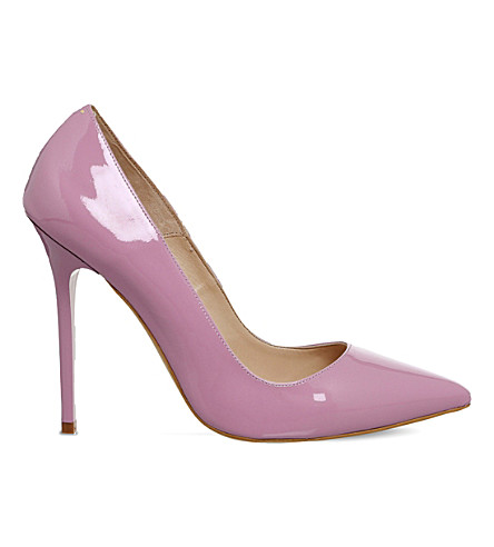 OFFICE On To Point patent leather courts (Lilac patent leather