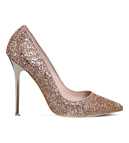 OFFICE Onto glitter courts (Rose gold glitter
