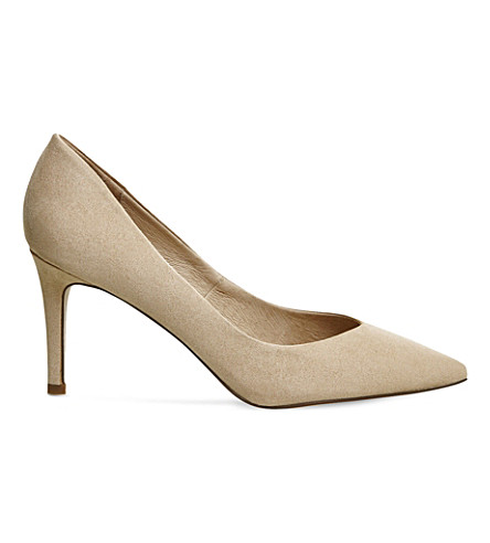OFFICE Margarita micro suede courts