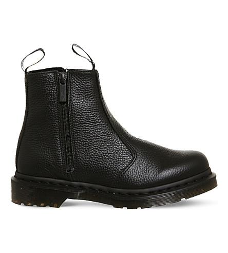 DR. MARTENS 2976 leather Chelsea boots (Black