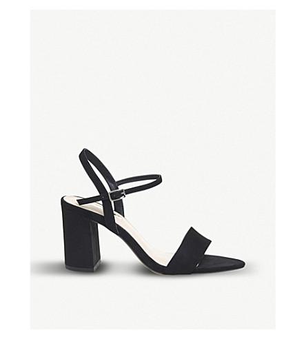 block heel sandalias Millonario Black 2 OFICINA qERfxgw