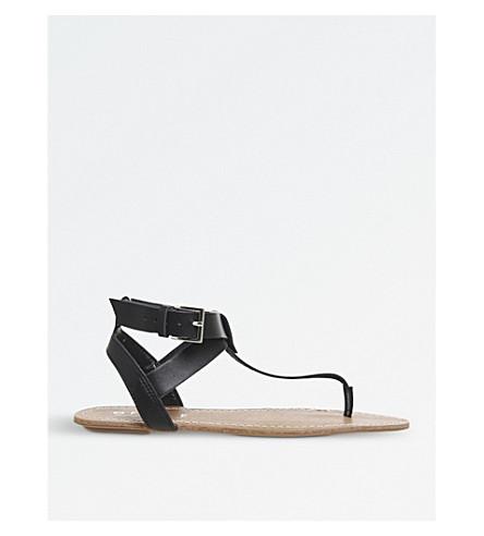 OFFICE Sailor sandals (Black